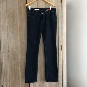 Express X2 Slim low rise straight Stella Jean